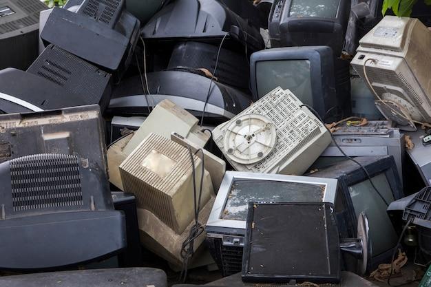 Mornitor et télévision électronique waset