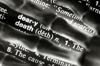 La mort finition mort