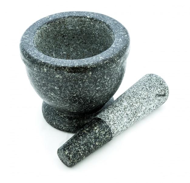 Mortier de pierre