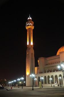 Mosquée al-fatih, grande mosquée de manama, bahreïn