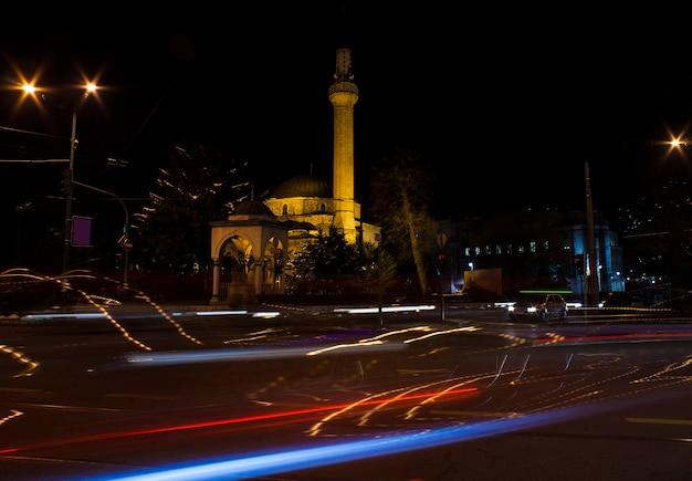 La mosquée ali pacha ou la mosquée ali pacha, sarajevo