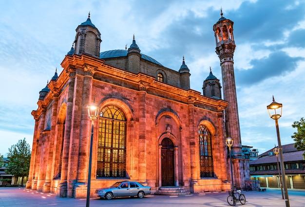 Mosquée aziziye à konya, turquie