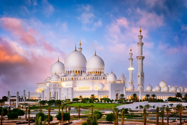 Mosquée blanche
