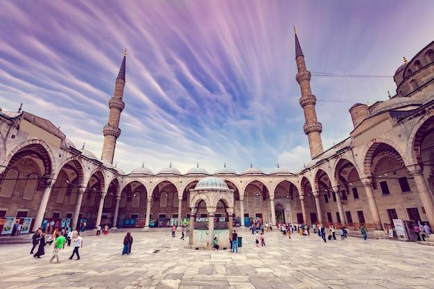 Mosquée bleue sultan ahmet cami