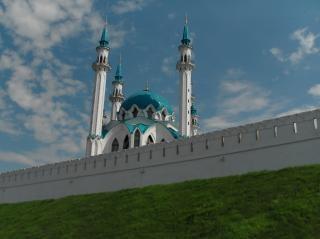 Mosquée kazan