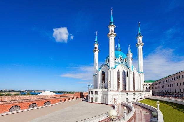 La mosquée kul sharif