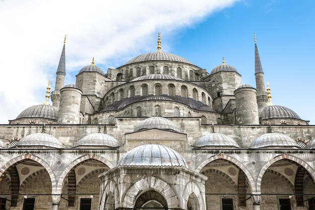 Mosquée sainte-sophie istanbul turquie