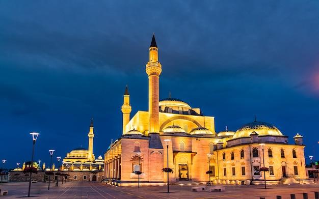 Mosquée selimiye à konya, turquie