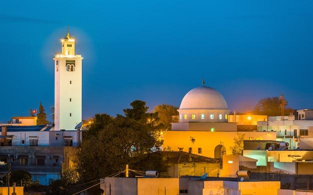 Mosquée de sidi ali bin saleh au kef, tunisie. afrique du nord