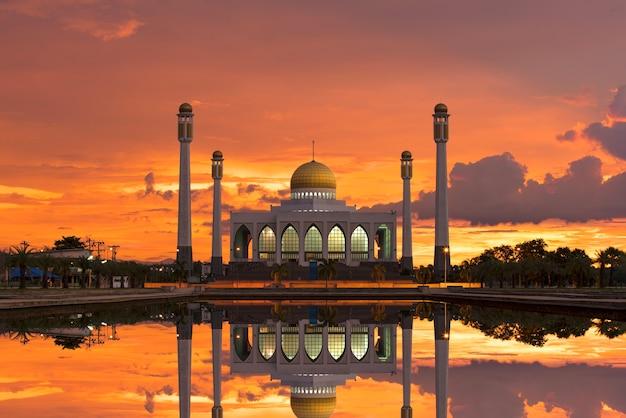 Mosquée de la thaïlande