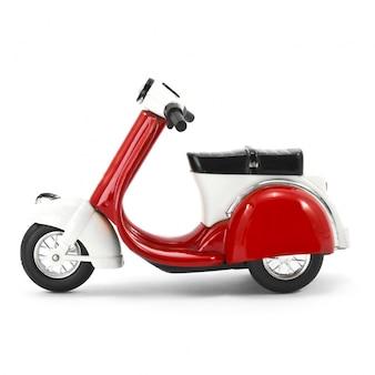 Moteur moteur funky moto de route