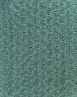 Motif abstrait vert