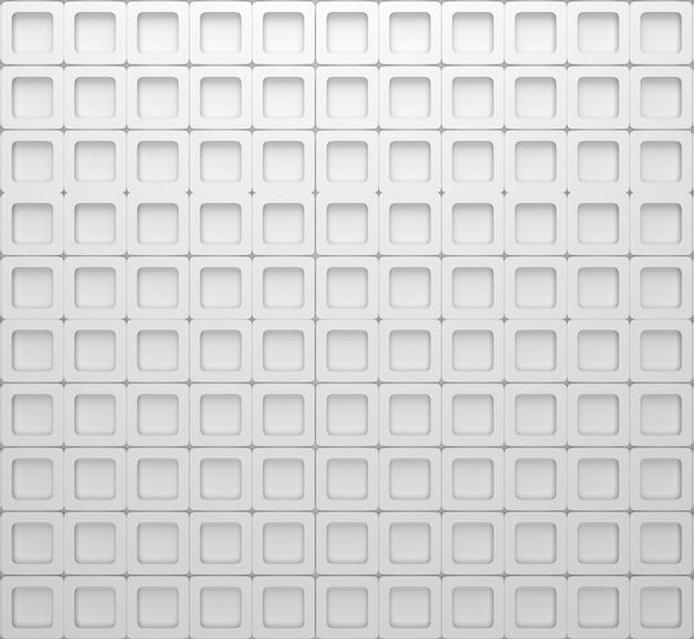 Motif carré sans soudure.