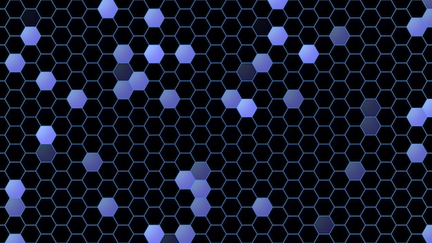 Motif de carrés bleus, abstrait. style géométrique dynamique élégant et luxueux pour les entreprises, illustration 3d