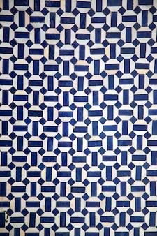 Motif en céramique marocaine