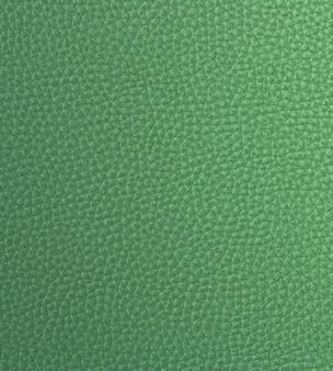 Motif faux cuir vert clair.