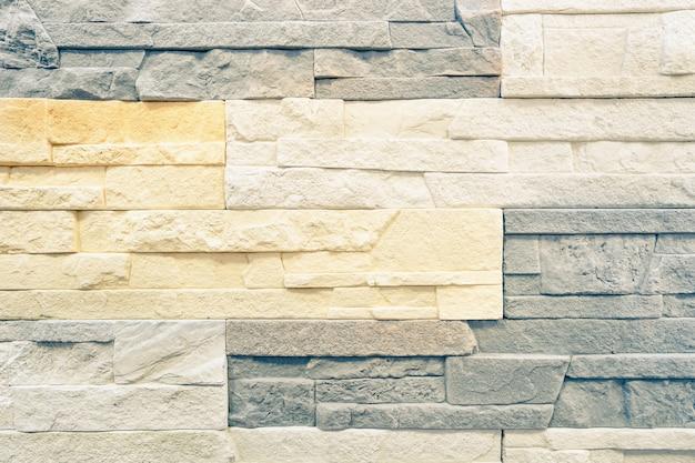 Motif de fond stonewall pour le design de mode intérieur