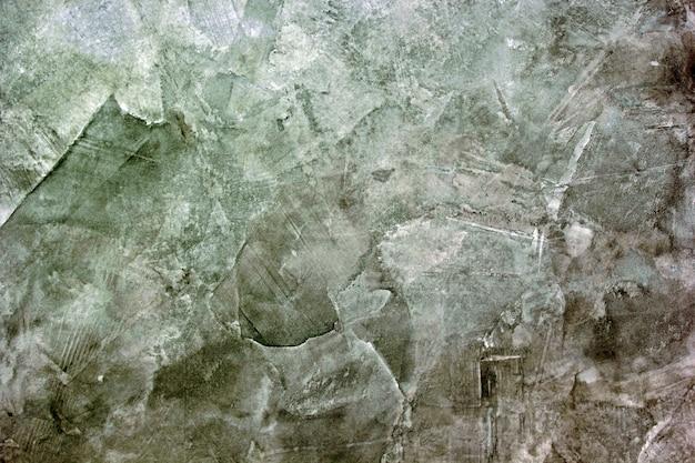 Motif de fond et de surface de l'enduit de ciment.