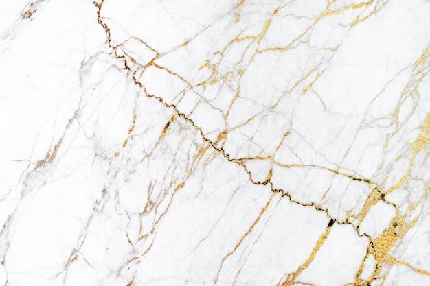 Motif de fond de texture marbre blanc