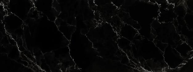 Motif de fond de texture de marbre noir avec une haute résolution