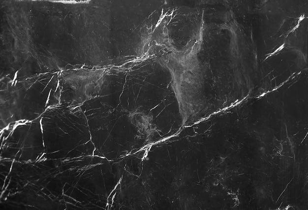 Motif de fond de texture de marbre noir