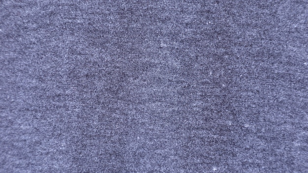 Motif de fond de tissu de coton texturé gris pour la conception