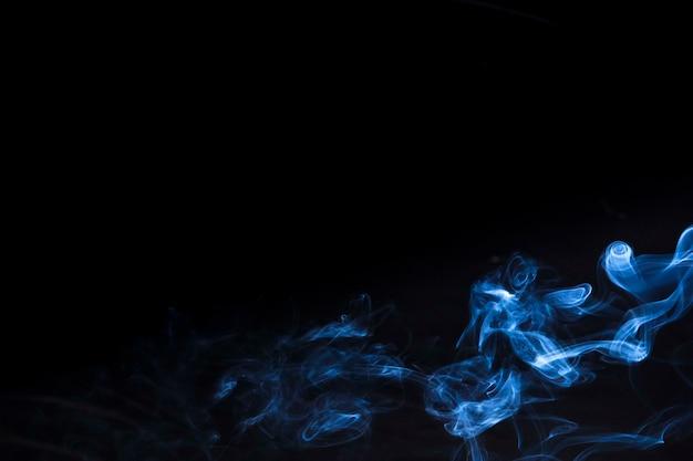 Motif de fumée pour la conception graphique moderne créative