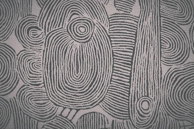 Motif géométrique à rayures sombres, texture grunge