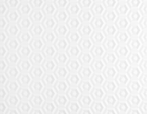 Motif d'hexagones et de cercles basé sur une grille hexagonale ou en nid d'abeille