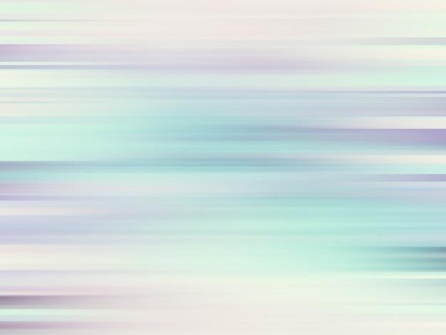 Motif de lignes horizontales colorées, fond dégradé abstrait. illustration de style luxueux et élégant avec effet de mouvement doux et flou