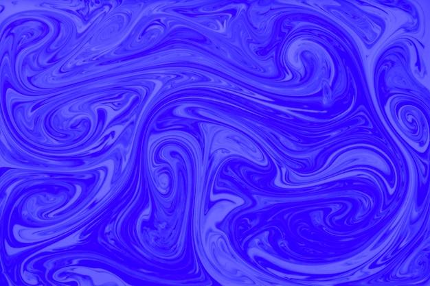 Motif de marbrure lavande et bleu