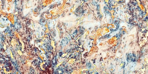 Motif naturel de marbre texture de marbre brillant pour les carreaux de mur et les carreaux de sol, granit
