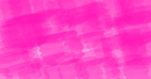 Motif de peinture de couleur rose comme fond abstrait pour site web décoratif et carte ou conception graphique