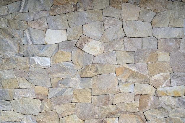 Motif de pierres naturelles