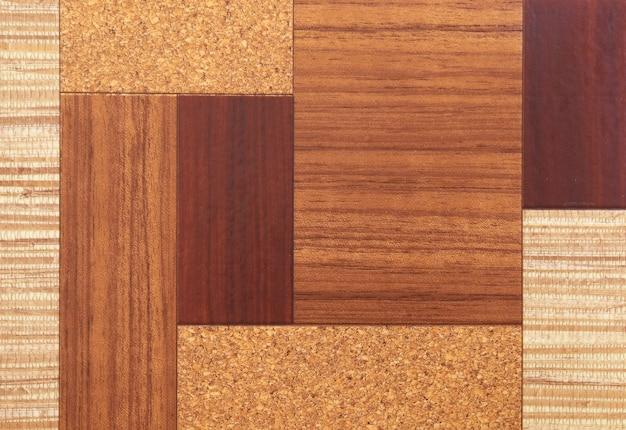 Motif de planches de bois