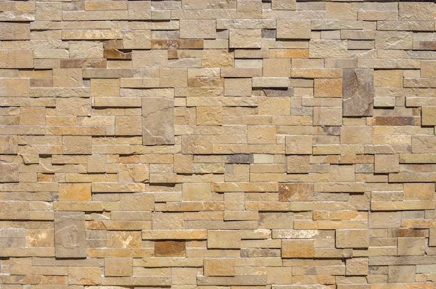 Motif de surface de mur en pierre d'ardoise décorative