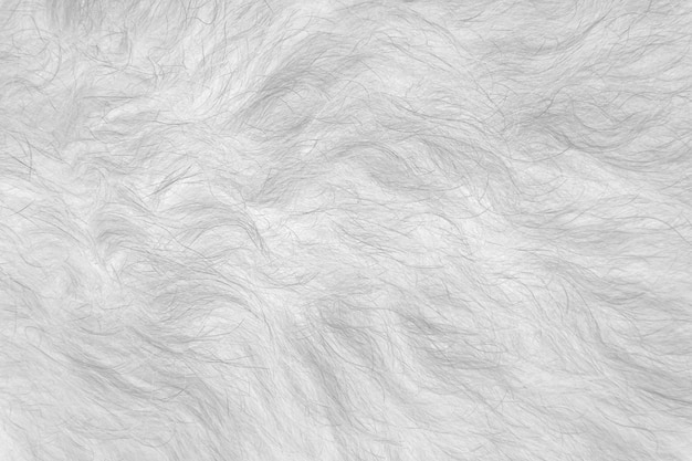 Motif de texture duveteuse pale