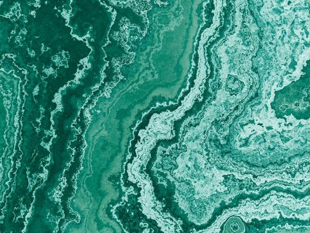 Motif texturé de fond en marbre vert
