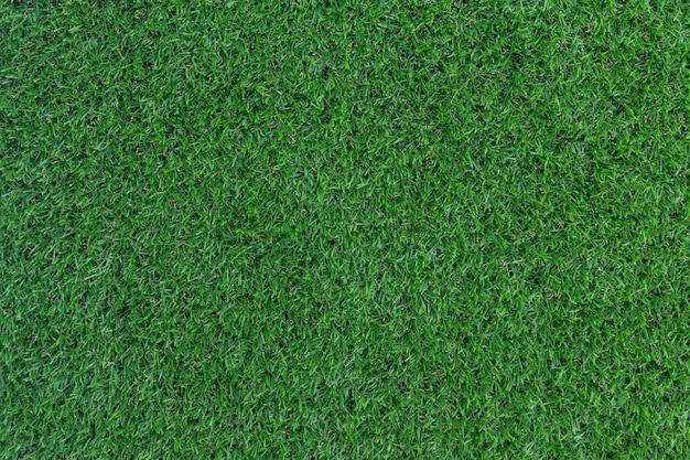 Motif et texture de gazon artificiel vert
