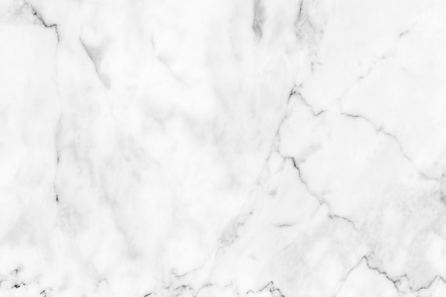 Motif de texture de marbre naturel blanc brillant pour le fond ou la peau de luxe.