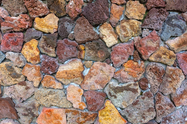 Motif de texture de mur en pierre.