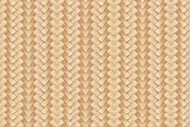 Motif de tissage traditionnel japonais en bambou, remix d'œuvres d'art de watanabe seitei