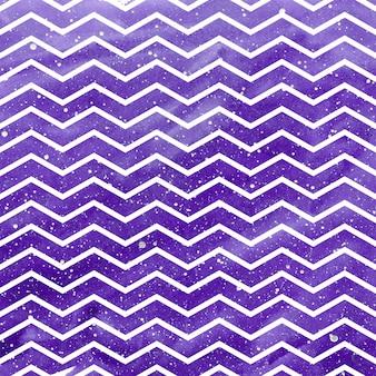 Motif de vagues sur la texture de l'espace, abstrait. illustration simple géométrique