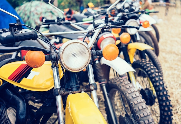 Motos classiques