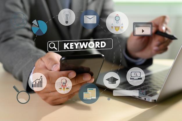Mots-clés recherche communication