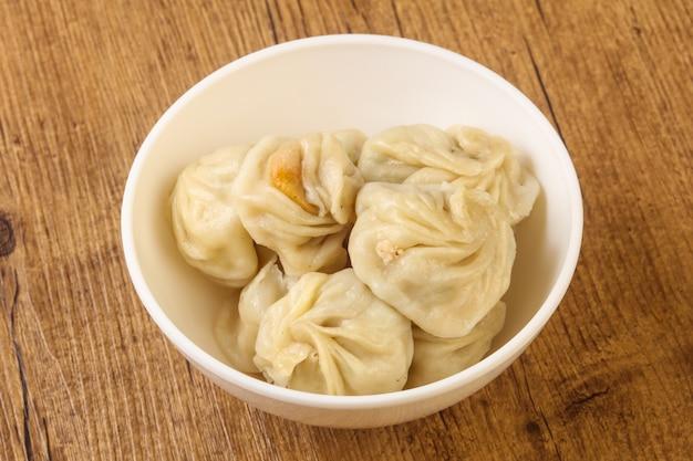 Moules chinoises - momo