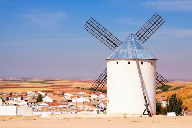 Moulin à vent de campo de criptana