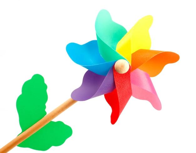 Moulinet coloré