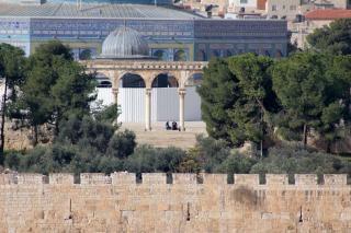 Mount temple de jérusalem
