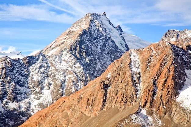 Mountain cook nouvelle-zélande